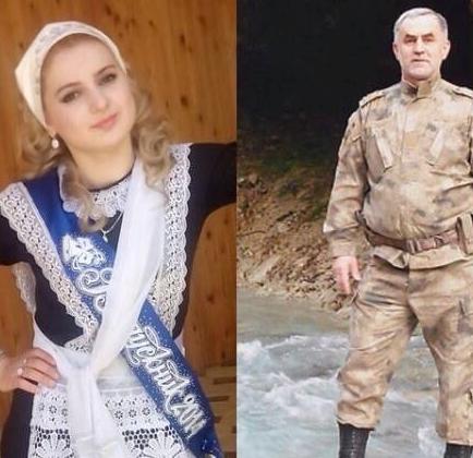 57-летний глава чеченского РОВД Нажуд Гучигов захотел жениться на 17-летней девушке. http://netbespredelu.ru/?p=14869