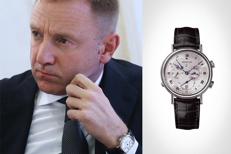 Какие часы носят политики и руководители госкомпаний. http://netbespredelu.ru/?p=15534